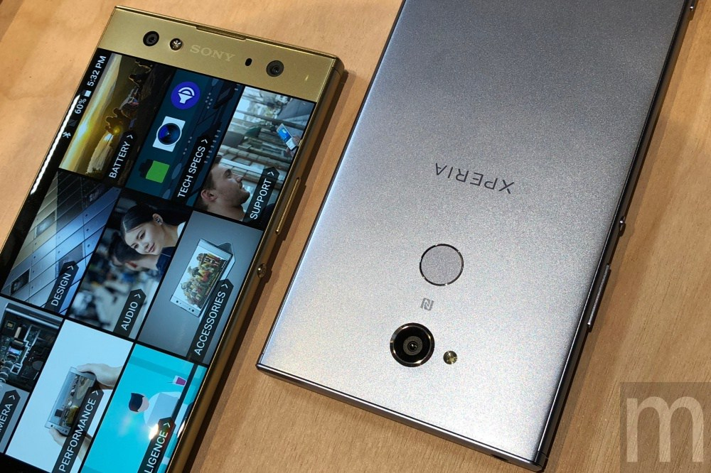 batch resize IMG 3866 1 Sony Mobile透露今年內將推出更多雙鏡頭機種 新機MWC 2018亮相