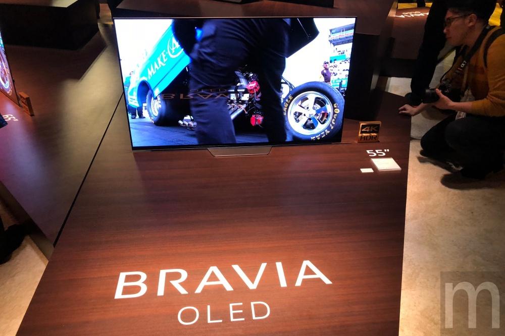 batch resize IMG 3903 Sony揭曉全新OLED電視、LCD電視 導入Dolby Vision HDR、數位助理服務