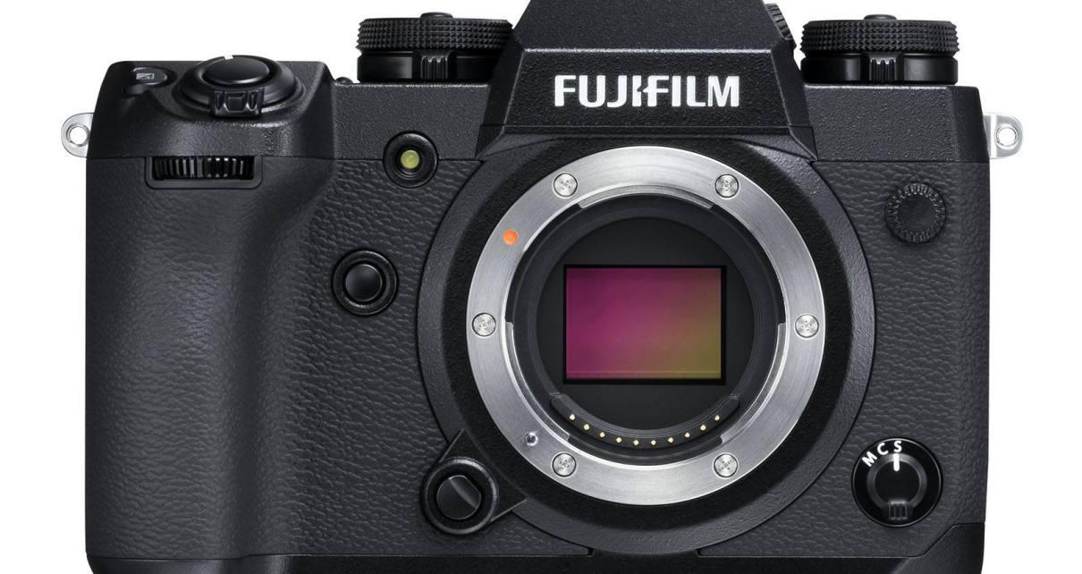 fujifilm x h1 007 1 富士揭曉新APS C片幅高階機種Fujifilm X H1 強化防震、錄影功能