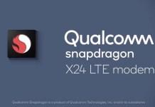 qx24 Qualcomm第三款千兆級LTE數據晶片Snapdragon X24 LTE 下載速度直達2Gbps