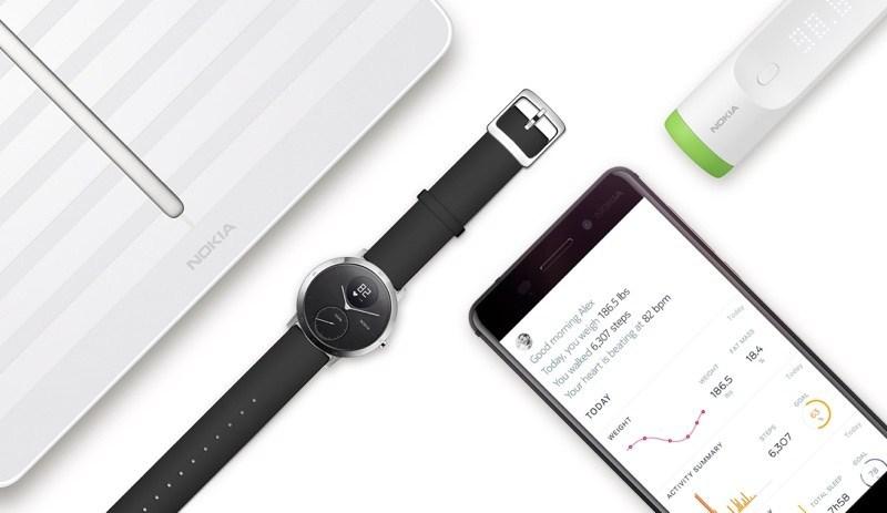 收購Withings未有預期效果 Nokia宣布重新調整數位健康事業發展策略