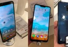 G7 LG G7確實將採用「瀏海」造型全尺寸螢幕、機身側面將新增按鍵