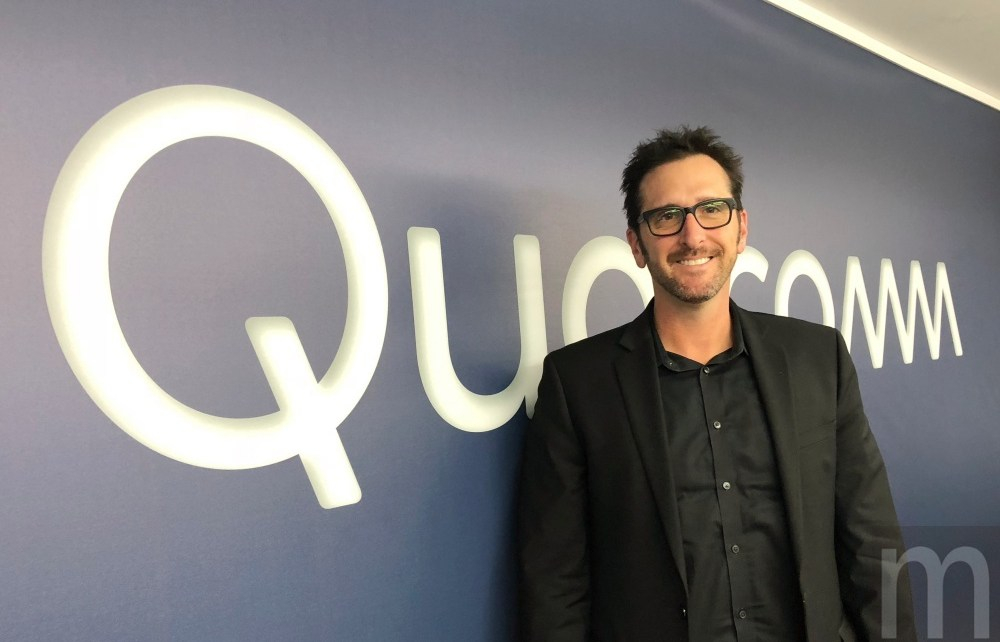 batch resize IMG 6511 專訪/Qualcomm希望以無縫佈署方式讓更多終端裝置擁抱人工智慧