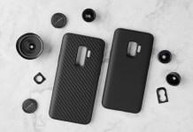 resize 犀牛盾為Samsung S9打造多款吸睛配件,強勢進攻三星S9S9市場 1 犀牛盾全新保護殼 讓Galaxy S9也能使用外掛擴充鏡頭