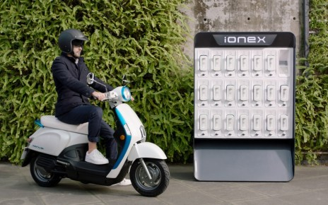 resize 1. KYMCO 「Ionex 車能網」電動車解決方案1 觀點/光陽以多元選擇的ionex車能網向Gogoro下戰書 但是否真得能吸引核心消費市場? (更新)