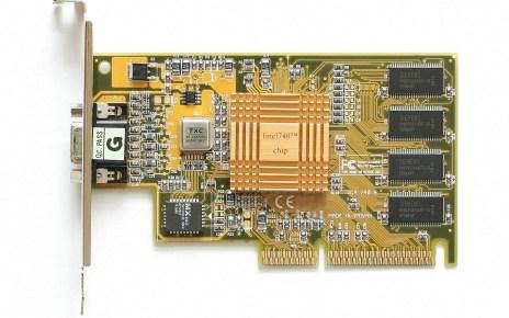 KL Intel i740 AGP 代號「Arctic Sound」、「Jupiter Sound」 Intel新顯示晶片將鎖定遊戲效能等級
