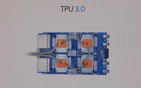 3q3a2353 Google揭曉第三代TPU 加入水冷、對應高達100PFLOPS運算量