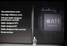 apple iphone 2017 20170912 11979 傳台積電已經以7nm FinFET製程技術量產新款iPhone用處理器
