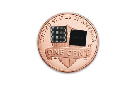 Edge TPU chip.max 1000x1000 Google強化物聯網端點運算布局 藉Edge TPU實現軟硬體整合