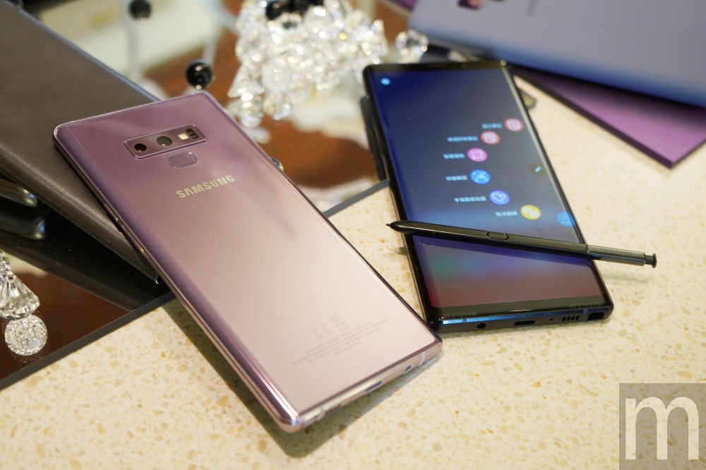 galaxyN9 02 除了Galaxy Note 9,這些手機也符合YouTube認證最佳合適觀看裝置
