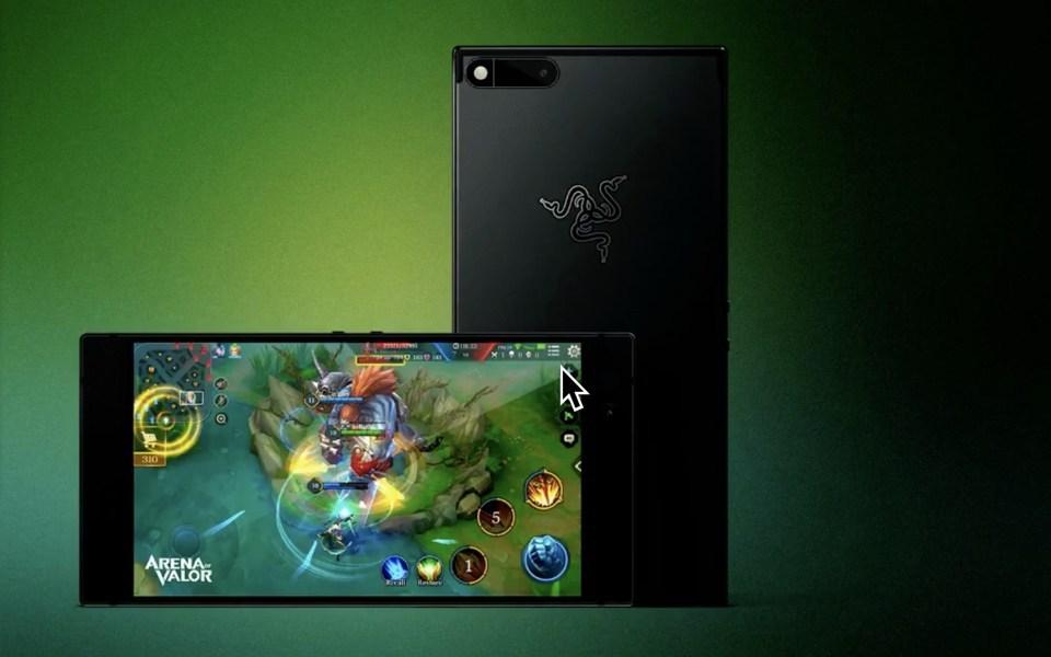 螢幕快照 2017 11 02 上午5.15.25 預計年底推出的第二款Razer Phone將整合更多PC發展資源
