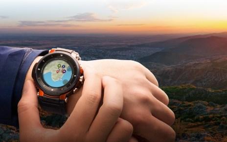 photo6 CASIO新款Pro Trek運動智慧錶 再次率先採用新版Wear OS