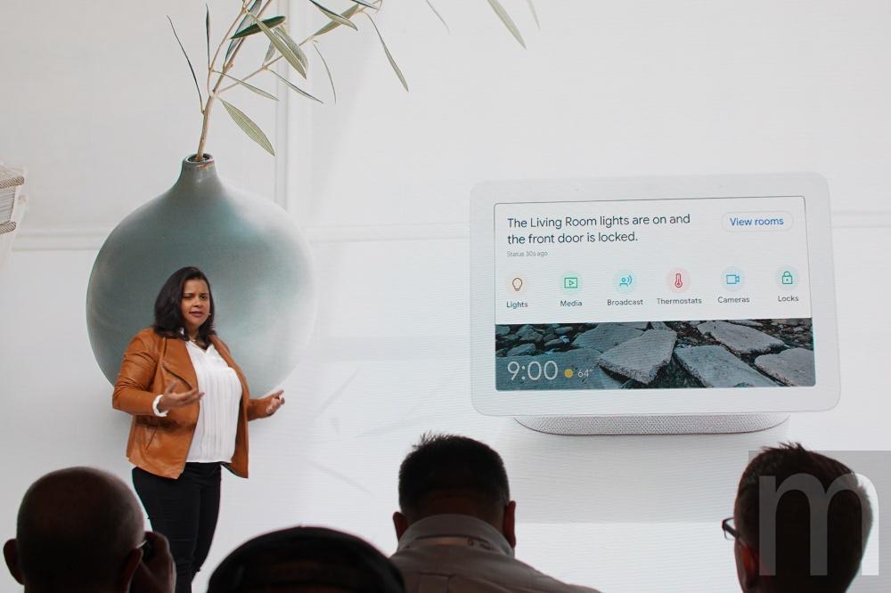 DSC07303 具備顯示螢幕、Google Assistant、更方便觀看圖像內容的Google Home Hub揭曉