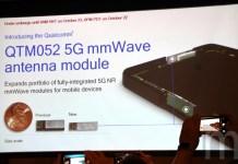DSC07721 Qualcomm讓5G手機設計變得更小,將與三星合作小型蜂窩式基地台設計