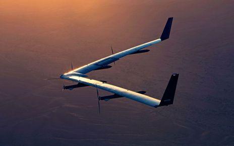 Aquila.0 Facebook與空中巴士於澳洲測試高空連網服務