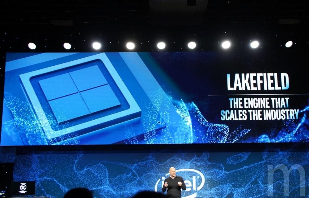 DSC00254 Intel揭曉代號「Lakefield」處理器產品 導入10nm製程、大小核配置