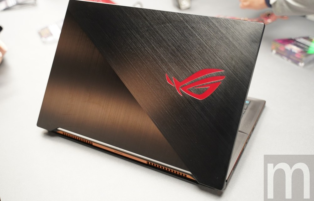 DSC00734 動眼看/換上NVIDIA GeForce RTX 20系列顯示卡的ROG Zephyrus S