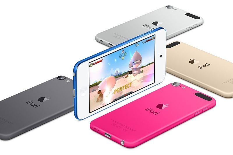 供應鏈透露蘋果可能準備推出第7代iPod touch