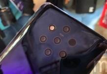 IMG 3593 搭載特殊5組環狀相機模組的Nokia 9 PureView正式揭曉