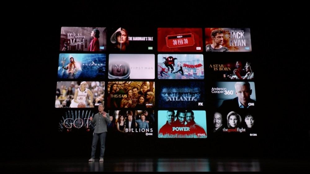 螢幕快照 2019 03 26 上午1.55.45 1024x576 新款TV app讓三星等連網電視也能使用蘋果電視服務內容