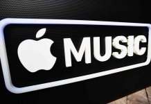 Apple Music logo speakers 2017 billboard 1548 Apple Music可能很快就會支援Chromecast播放功能