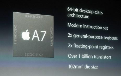 apple a7 soc slide 蘋果損失一名大將,曾操刀設計A7等處理器資深工程師離職
