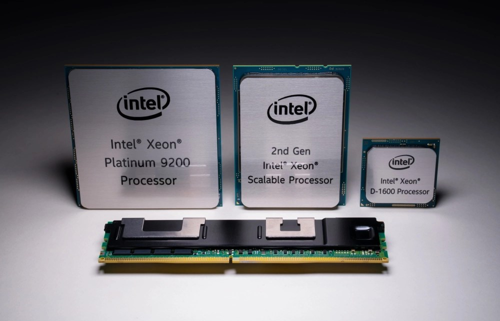 Intel Xeon Family 1 Intel第二代Intel Xeon系列可擴充處理器 擴展資料中心佈署效能