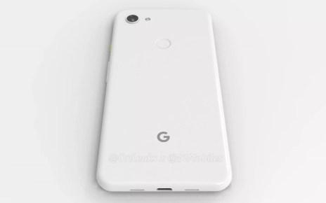 pixel 3 xl lite render 4 Google Play開發者控制台「證實」Google將推出兩款Pixel系列中階新機