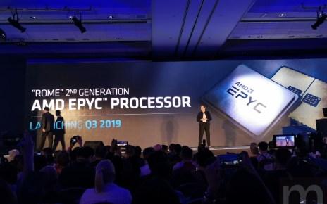 IMG 20190527 103352 AMD代號「Rome」的新款EPYC系列處理器將與微軟Azure擴大合作