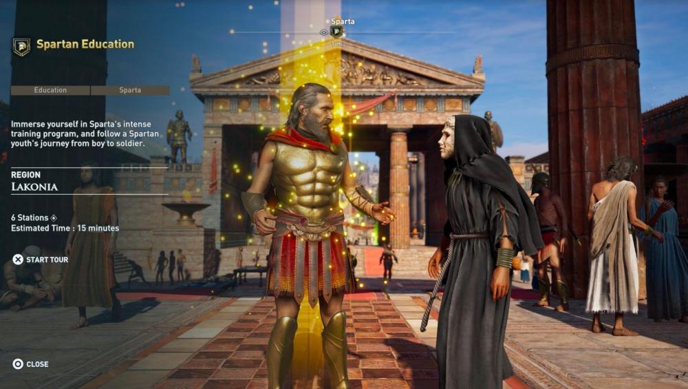 螢幕快照 2019 06 11 下午3.54.12 《刺客教條:奧德賽》釋出「發現之旅:古希臘」免費更新內容