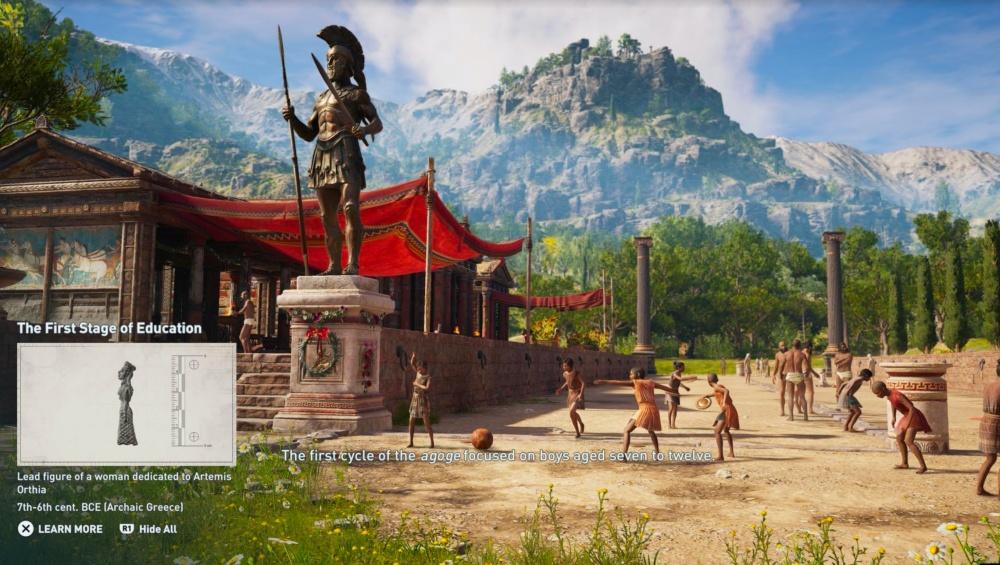 螢幕快照 2019 06 11 下午3.54.17 《刺客教條:奧德賽》釋出「發現之旅:古希臘」免費更新內容