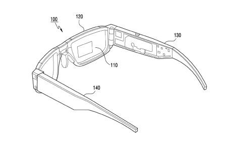 螢幕快照 2019 07 15 上午9.25.58 三星註冊擴增實境眼鏡裝置專利,有可能與蘋果競爭