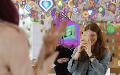 Apple Today at Apple ART ART In Store Nick Cave 073019 讓更多人體驗AR應用樂趣,Apple Store將開設[AR]T系列體驗課程