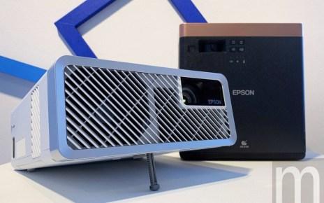 IMG 8973 EPSON引進微型雷射投影機EF 100,解放更多投影應用場景