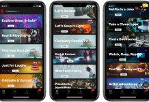 iOS版Netflix開始測試以專人整理選輯形式的觀看體驗