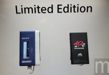20190905 134943 Sony推出兩款換上Android作業系統的Walkman,同步推出40週年紀念版