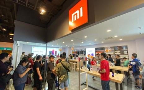 IMG 1294 小米進駐新光三越首店開幕,可充筆電的行動電源同步上市