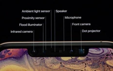 apple iphone xs face id truedepth 蘋果強調Face ID技術將會應用在更多裝置,但Touch ID也會持續使用