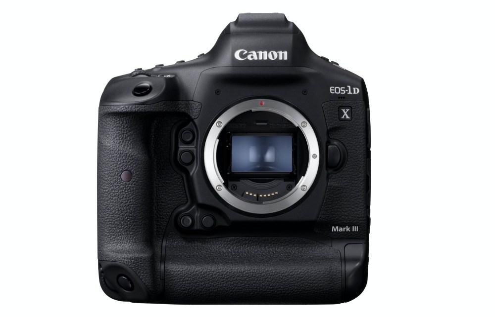 02 EOS 1D X Mark III 將加入新研發CMOS影像感測器及影像處理器,提供更高影像畫質及更高連拍速度。 Canon宣布投入開發全新旗艦相機EOS 1D X Mark III,預計2020年推出