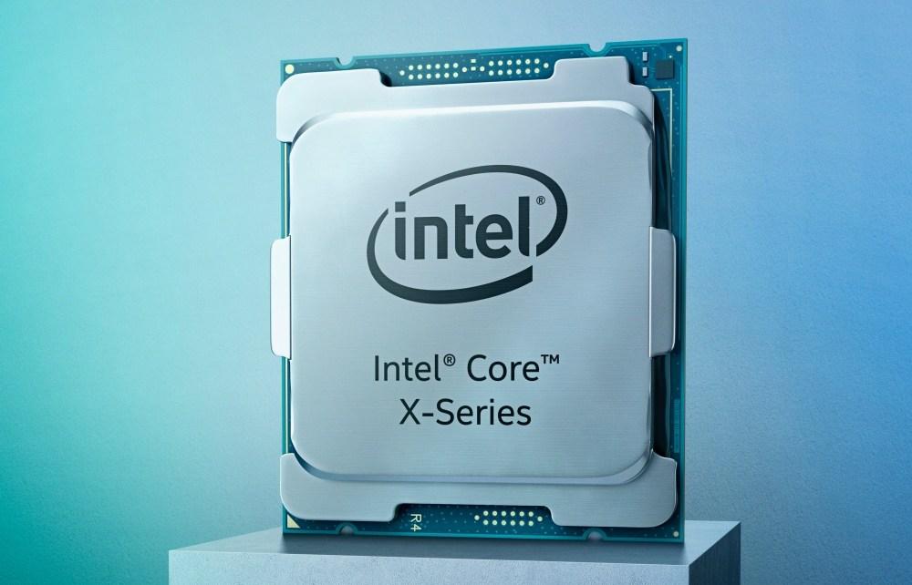Intel Core X Series 2 針對人工智慧、3D繪圖等專業需求打造,Intel更新新款Xeon W 2200系列處理器