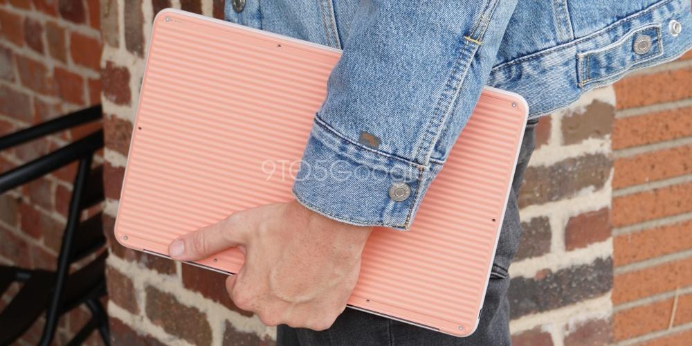 pixelbook go prototype hands on 12 Pixelbook Go實機外觀曝光,外觀像似MacBook
