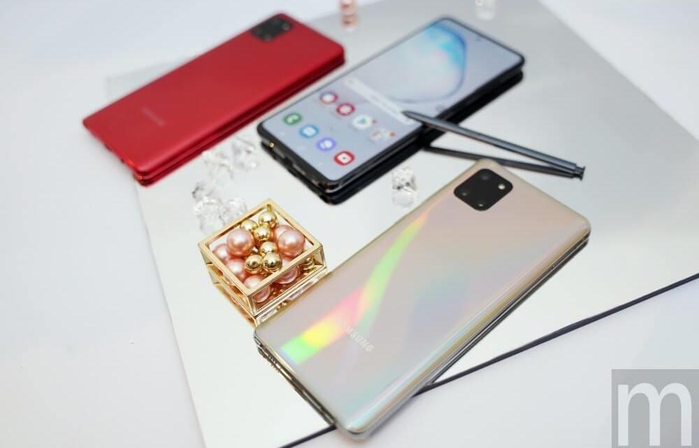 DSC07317 Galaxy Note 10 Lite將在台上市,S10 Lite則因產品定位無緣推出