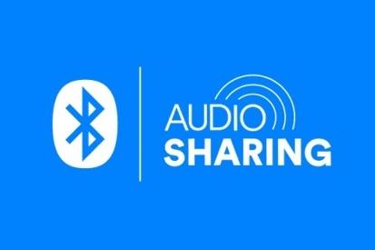 audio sharing logo side 藍牙技術聯盟提出功耗更低、可分享音訊,或是應用在大眾廣播的LE Audio標準