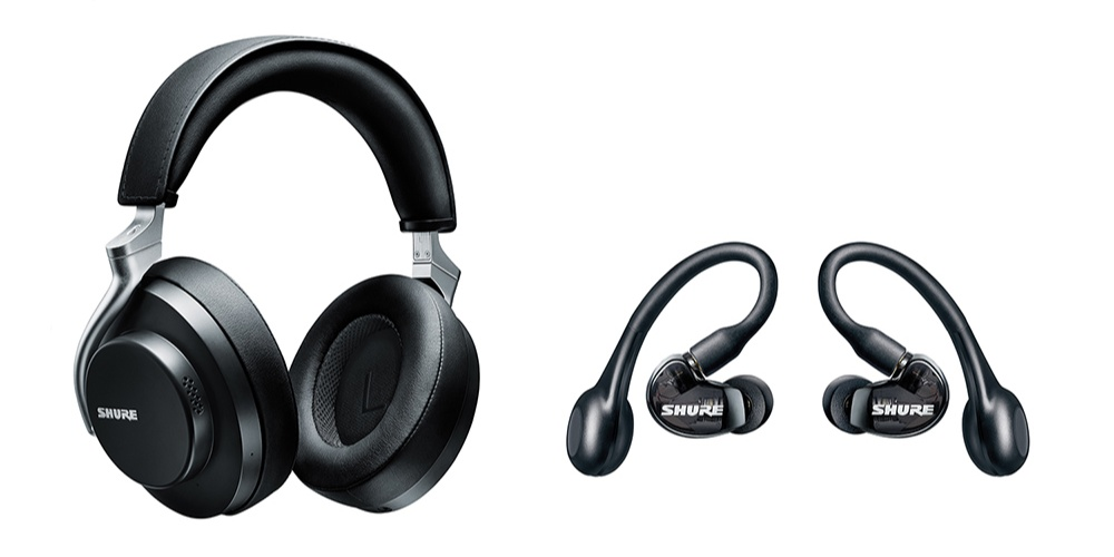 shure announces upcoming campaign with adam levine to launch new aonic line of wireless noise cancelling headphones and true wireless earphones header Shure藉由Aonic品牌打造旗下首款真無線藍牙耳機Aonic 215