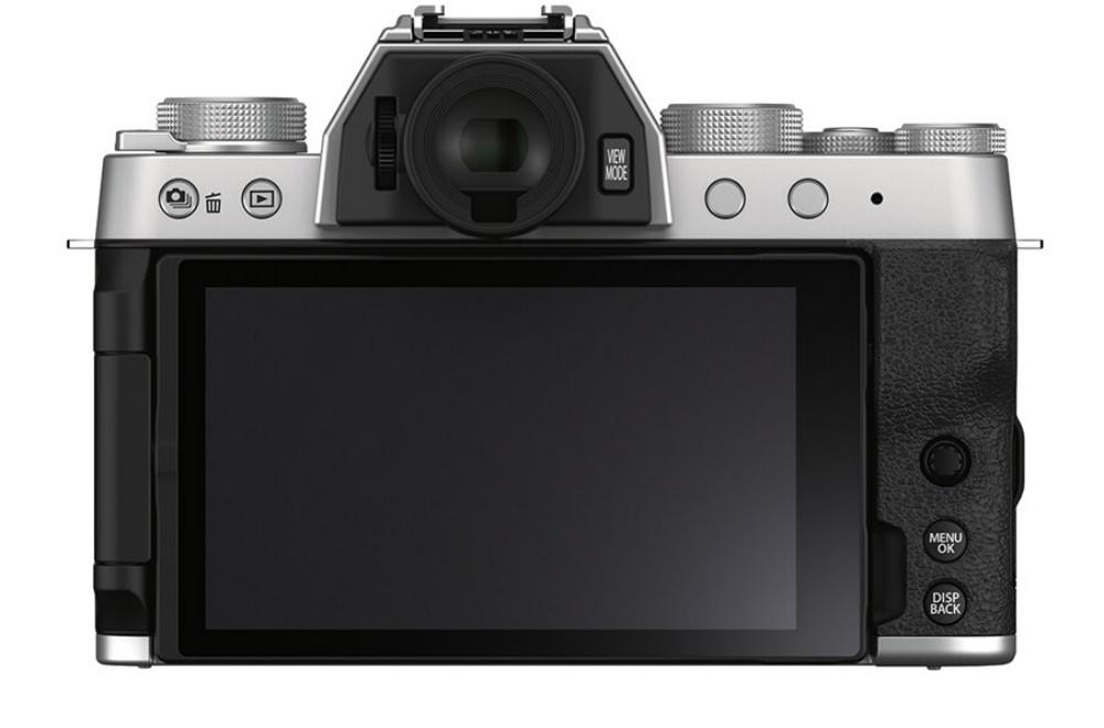 x t200 touchpanel10 富士更新復古造型相機X T200,以內建陀螺儀打造影片拍攝穩定效果