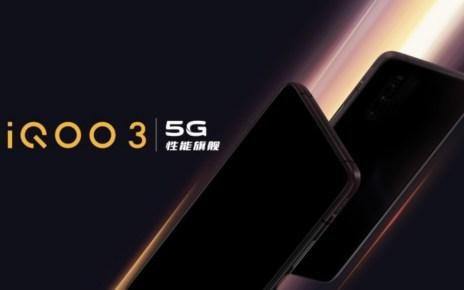 gsmarena 001 改為線上直播發表,vivo確認2/25揭曉新款5G連網手機iQOO 3 5G