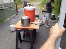 Brew day 7-27-14 9