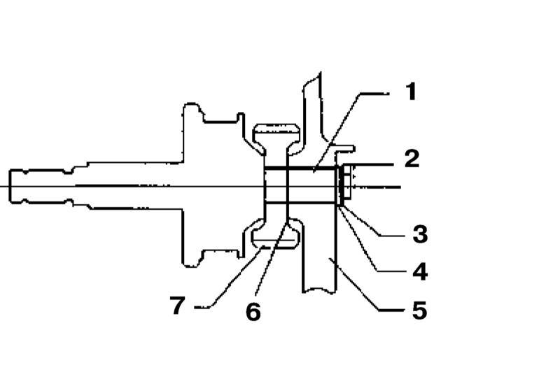 Системы электрооборудования двигателя Kia Sportage 1999-2002