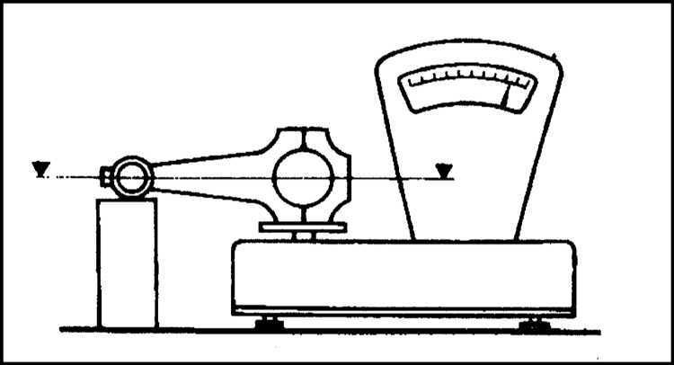 Снятие, проверка состояния и установка шатунно-поршневых
