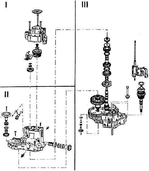 Разборка и сборка коробки передач Skoda Octavia 1996-2002